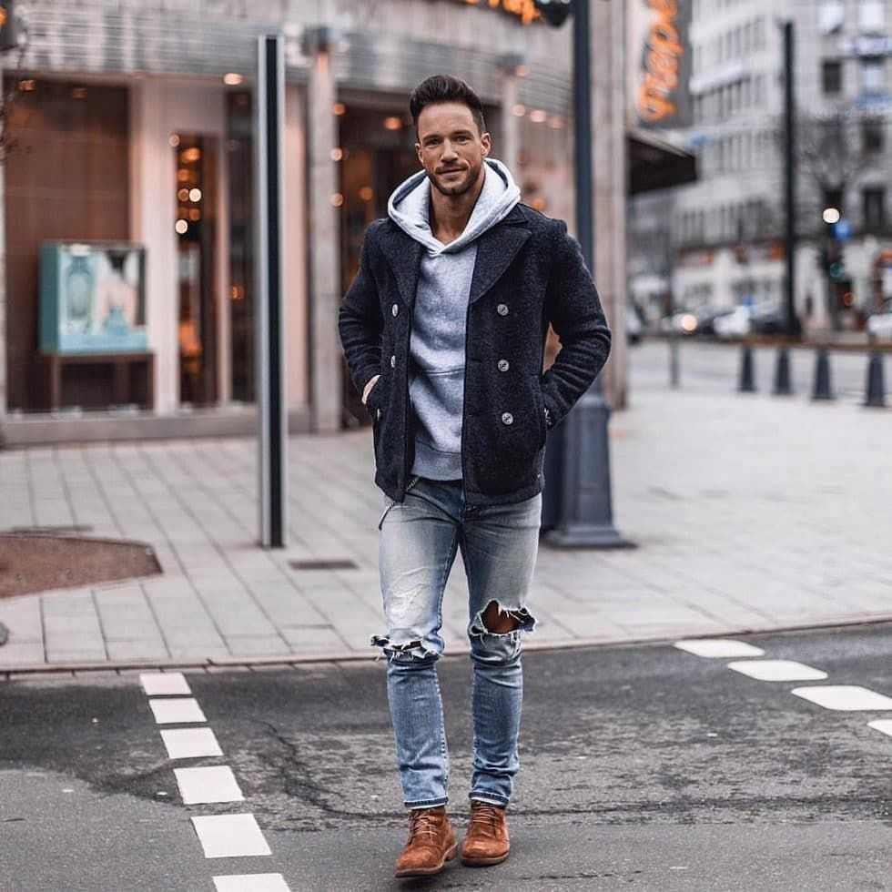 20 Casual Fall Work Outfit Ideas for Men [Gallery]   Fall outfits ...
