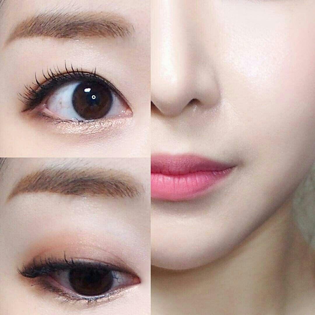 Simple for School | makeup in 2019 | Korean Makeup ...