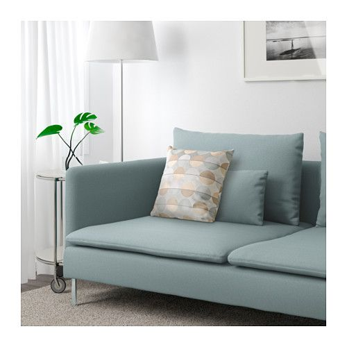 S derhamn sofa finnsta turquoise atlanta apartments living rooms and apt - Canape turquoise ikea ...