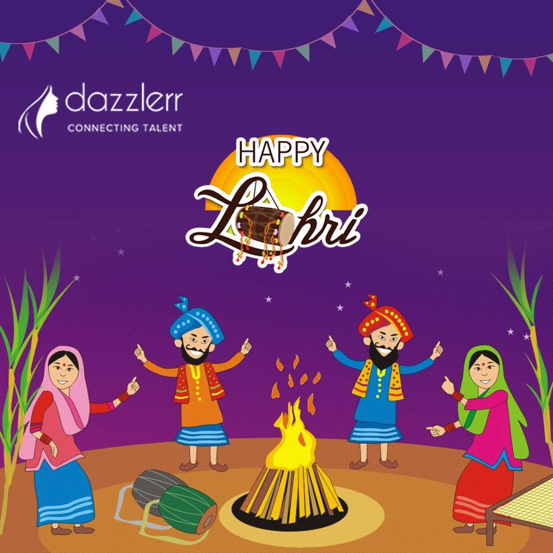 Happy Lohri!!! Happy lohri, Casting call, Entertainment