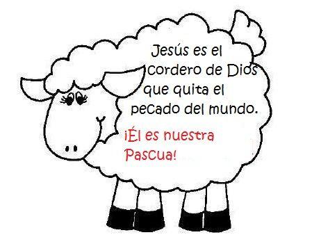 ME ABURRE LA RELIGIÓN: PASCUA. COLOREAR | Cuaresma y Semana Santa ...