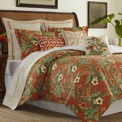 Tommy Bahama Bedding Rio De Janeiro Comforter Set by Tommy Bahama Bedding Size: California King