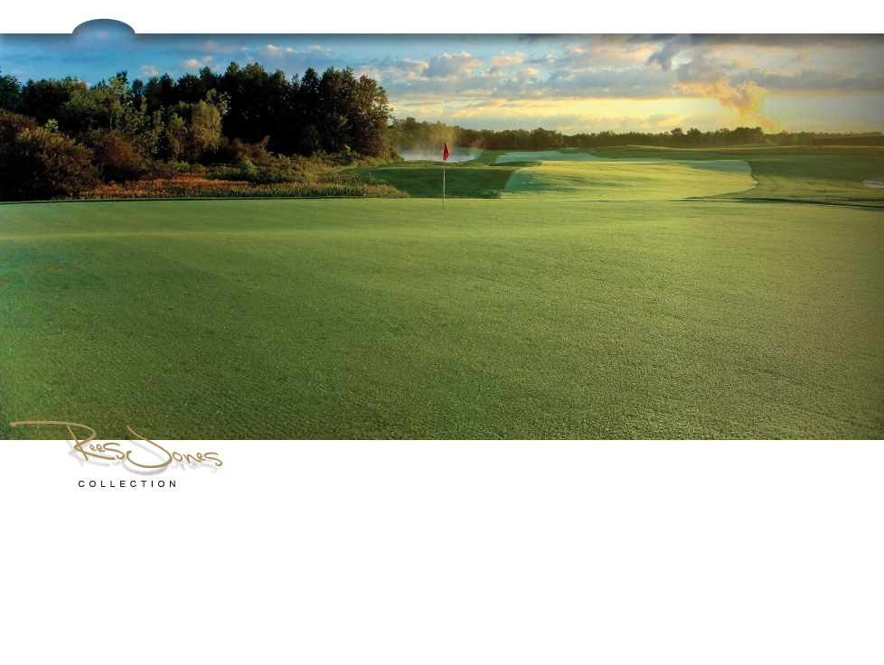 Take a look at our beautiful Reese Jones course in Niagara Falls, Ontario.