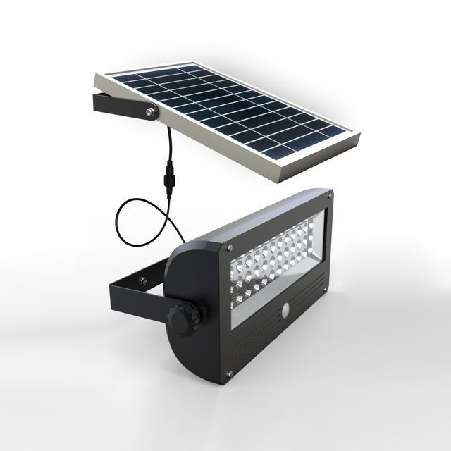 Solar Led Pir Security Light Led Ledlights Futurelightledlightssouthafrica Futurelight Security Lights Solar Led Solar Led Lights