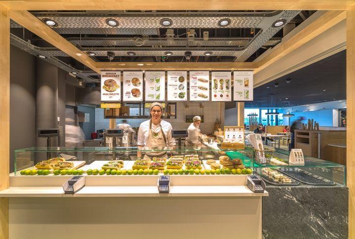Cartoon Furthermore Kitchen Tools Vector Fast Food Design Trend Home Extraordinary Interior Design Fast Food Decor