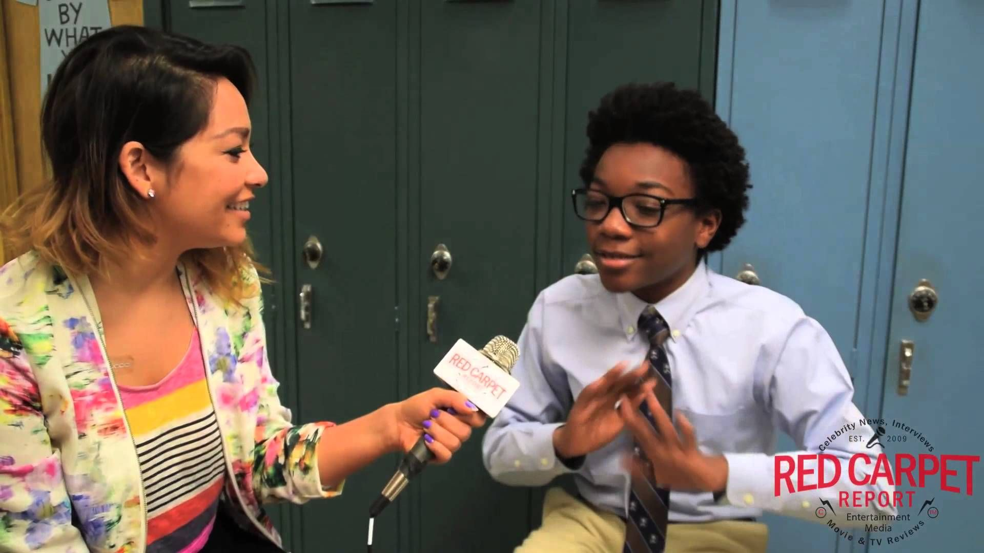Interview With Jaheem Toombs On Set Of 100 Things To Do Before