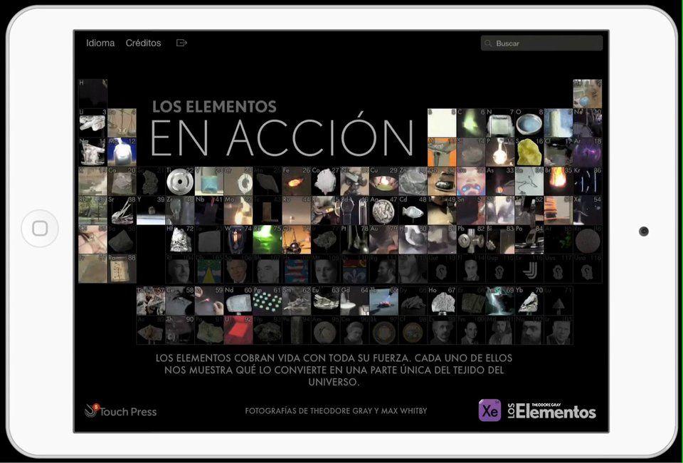 Touch press elementos en accin libro interactivo touch press touch press elementos en accin libro interactivo touch press elementos en tabla peridicaaplicativo urtaz Choice Image