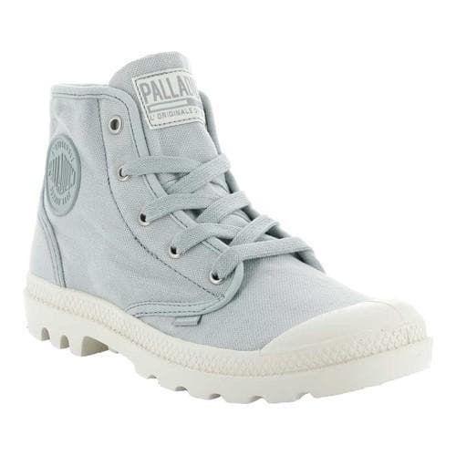 100% garantizado en línea barato Descuento Popular Palladium Pampa Hi W Calzado gray/marshmallow Estilo de moda en línea 9xcGj9