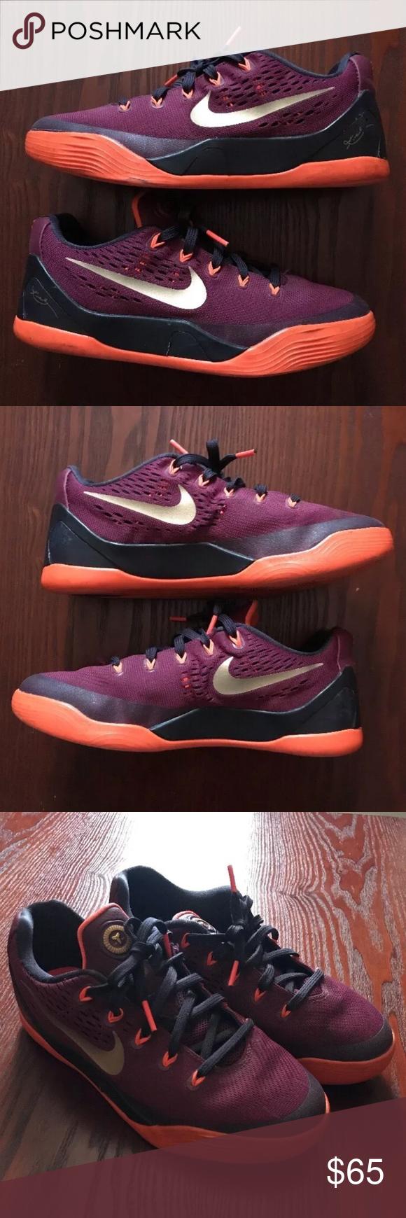 NIke Kobe Bryant IX 9 Size 6Y
