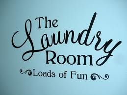 Love This Laundry Room Room Sweet Home