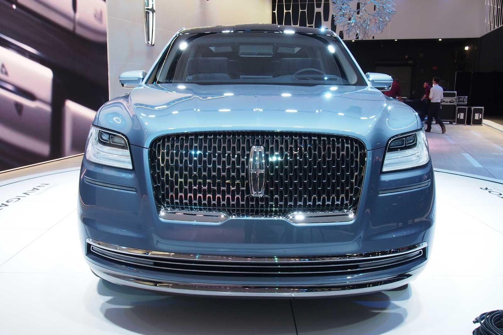 2017 Lincoln Navigator Exclusive Release Date