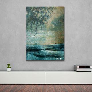 Alexis Bueno U0027BX Abstract XXVIIIu0027 Oversized Canvas Wall Art | Overstock™  Shopping