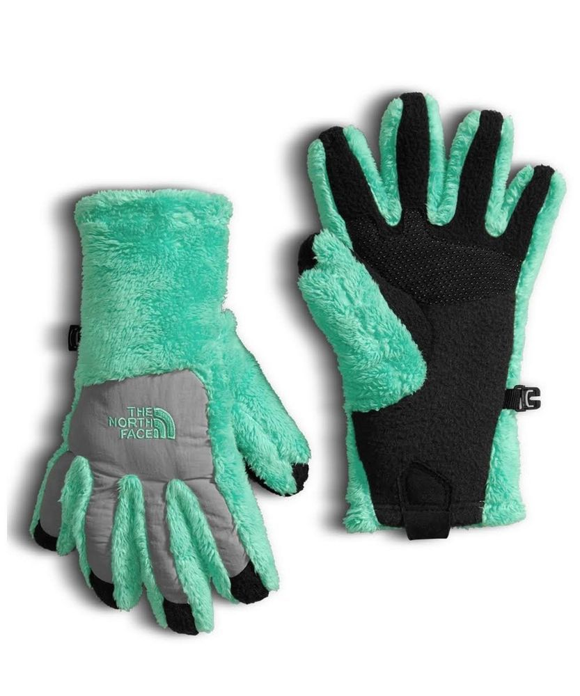 c38a5039f The North Face Girl's Denali Thermal Etip Gloves 5 Dimensional Fit ...