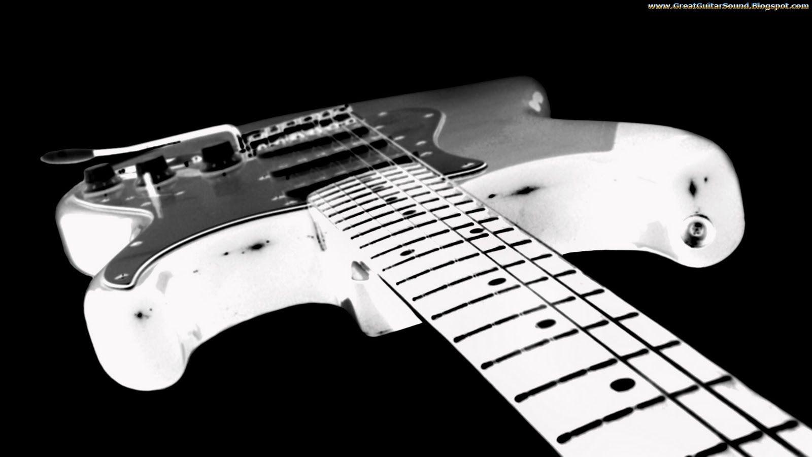 Guitar wallpaper black and white fender stratocaster electric guitar wallpaper black and white fender stratocaster electric guitar voltagebd Choice Image