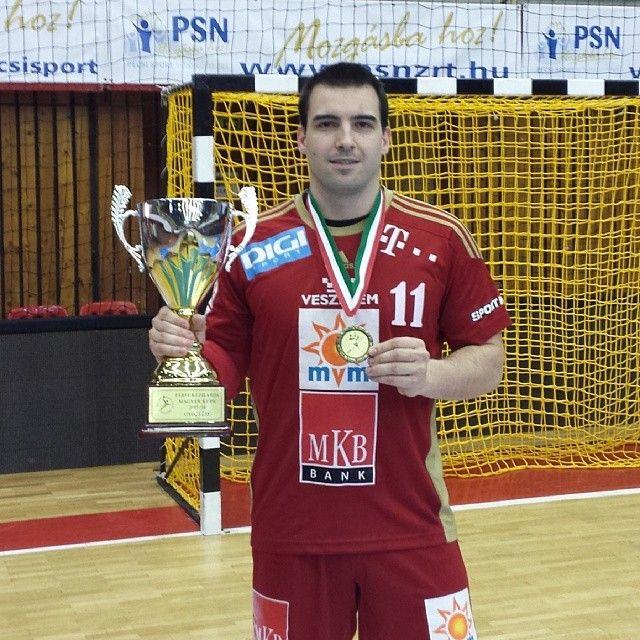 ¡Campeones de la Copa Húngara 2013/2014! #HajráVeszprém #MagyarKupa #mkbmvmveszprém