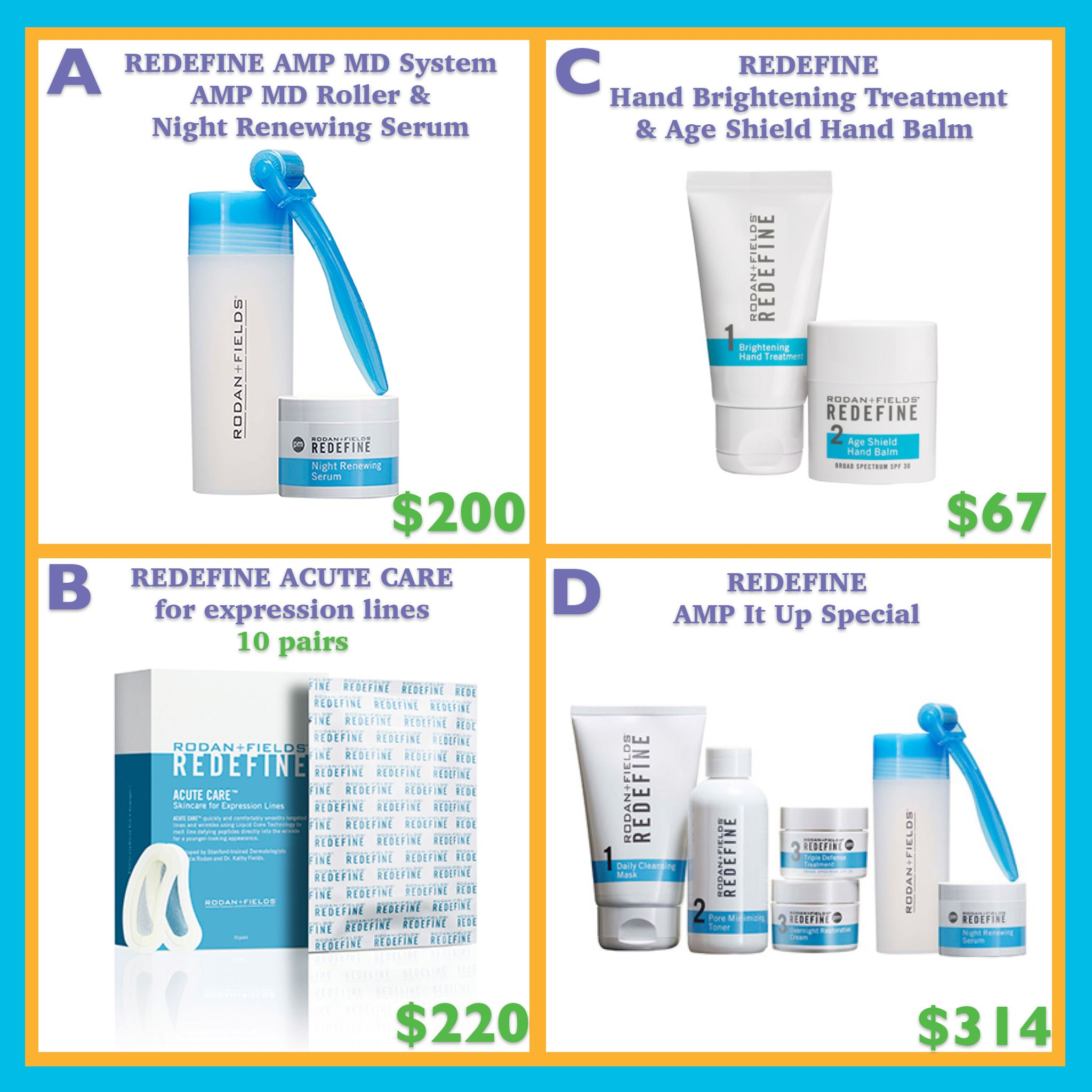 Rodan and Fields Rattles and Rollers Event Invitation DIY or