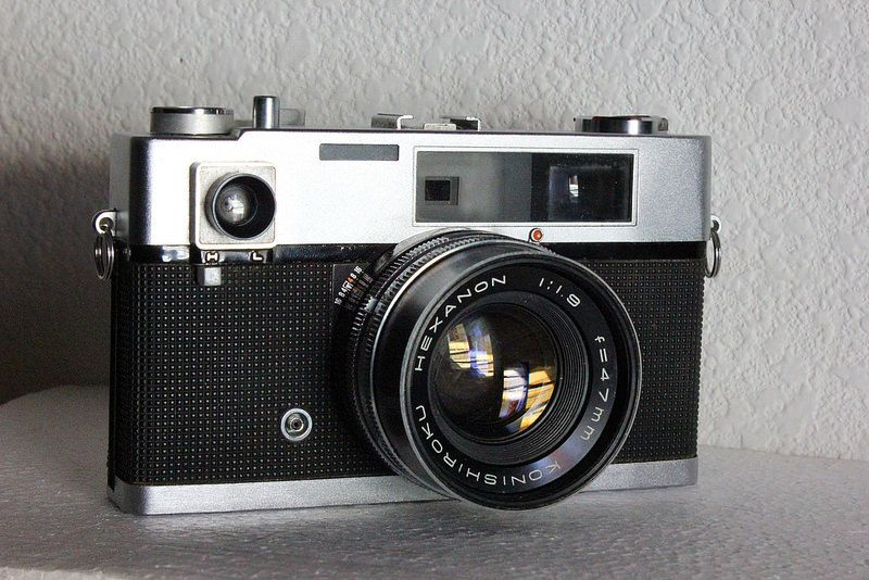 Konica Auto S | by dcsides