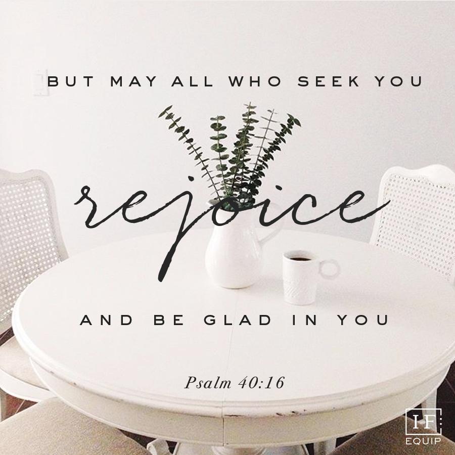 Psalm 40 | IF:Gathering