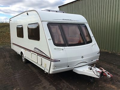 Swift Charisma 560 2006 4 Birth Touring Caravan In Excellent