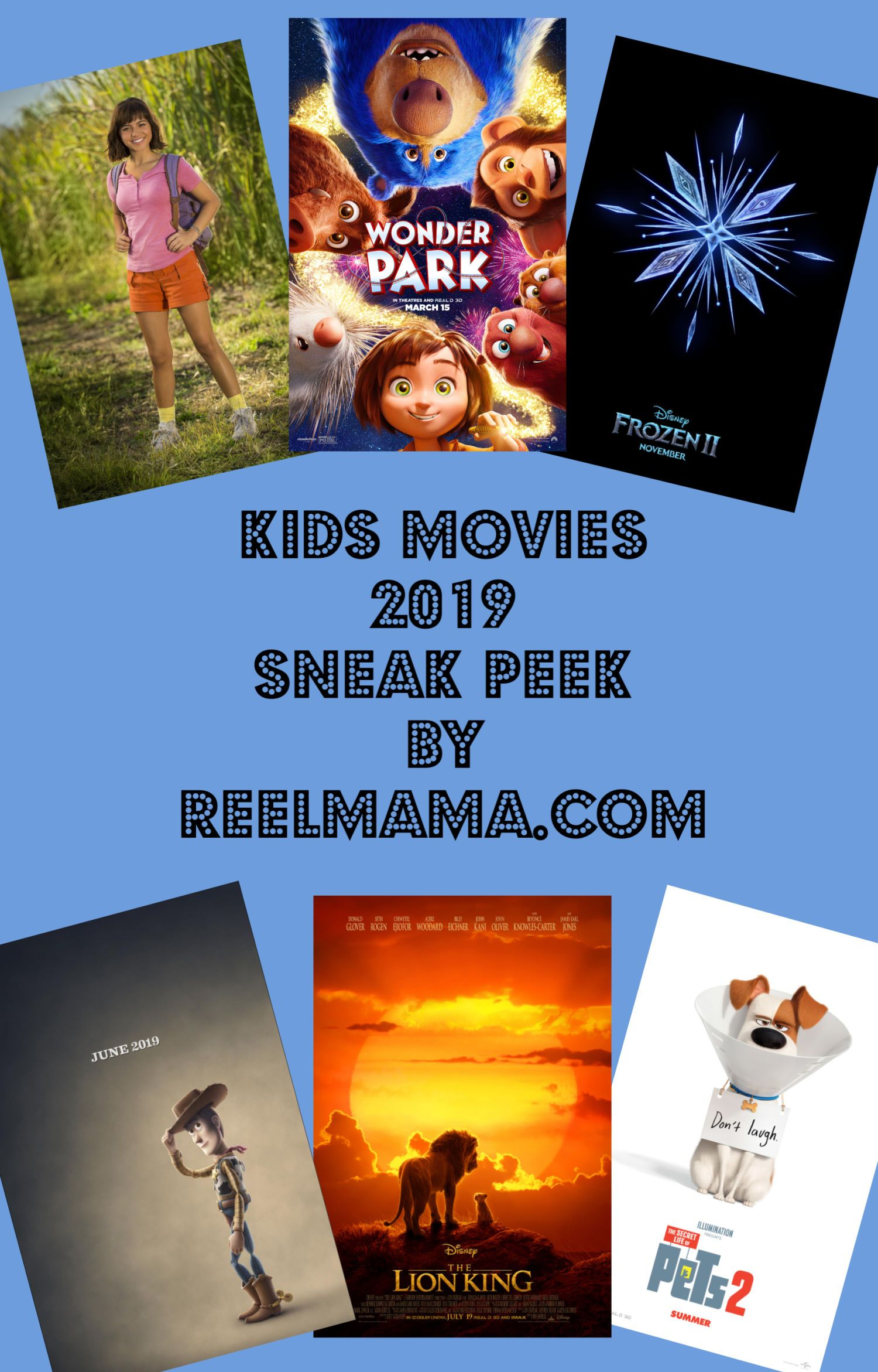 Kids Movies 2019 A Complete Sneak Preview List For Your Family