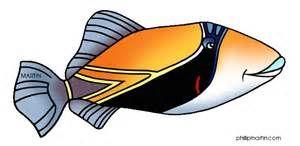 Hawaiian Fish Coloring Pages