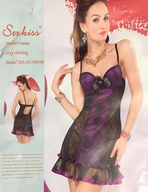 ... Sexkiss Lingerie - Bridal Lingerie - P1190588 - Nighty - diKHAWA Online  Shopping in Pakistan hot ... ef1a4cf14