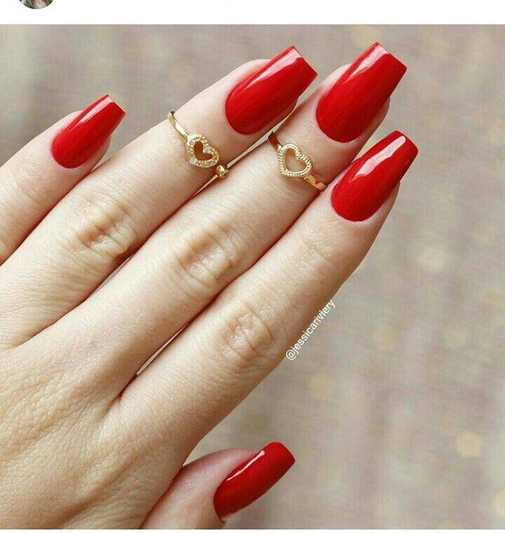 Pin de Milagros Briceno en Uñas | Pinterest | Diseños de uñas, Uñas ...