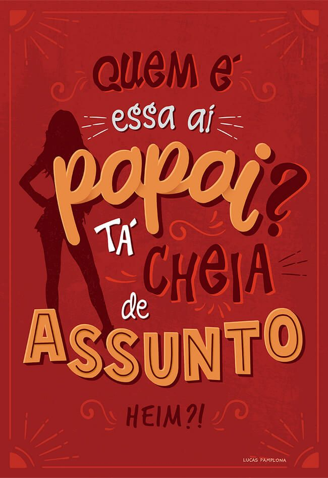 lento perturbación Álbum de graduación  Os memes da internet brasileira ilustrados por Lucas Pamplona   Citações  legais, Pamplona, Memes