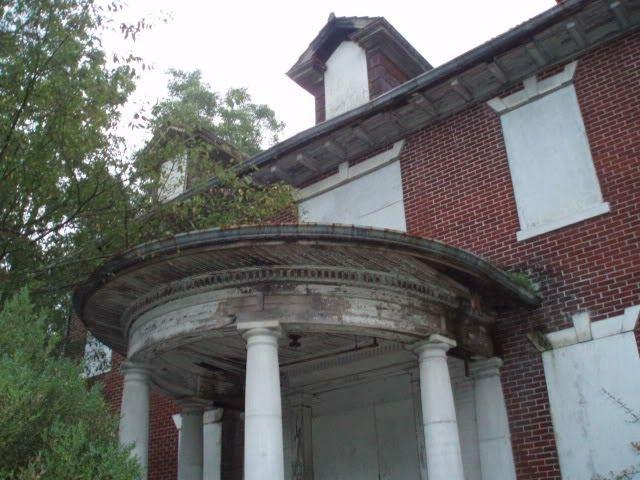 Johnson City Tn Swingle Hospital Johnson City Haunted Places Spooky Places