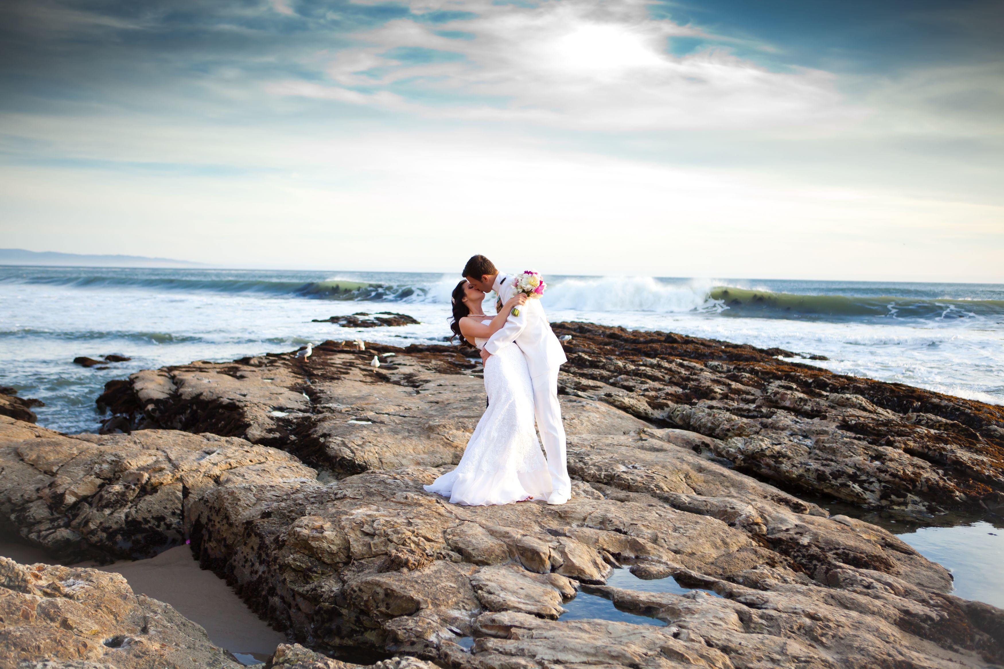 Weddings at The Cliffs Resort Shell Beach, CA http//www