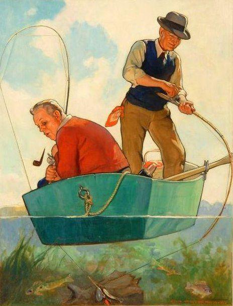 *It's got to be old Wally...John Newton Howitt (1885 –1958)