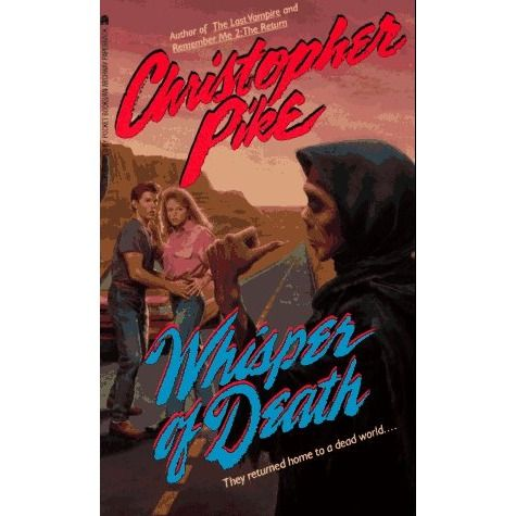 Whisper Of Death By Christopher Pike Reading In 2018 Pinterest