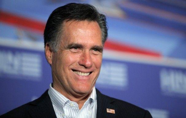 Mitt Romney for President | Republican presidential candidate Mitt Romney. Charles Dharapak - AP