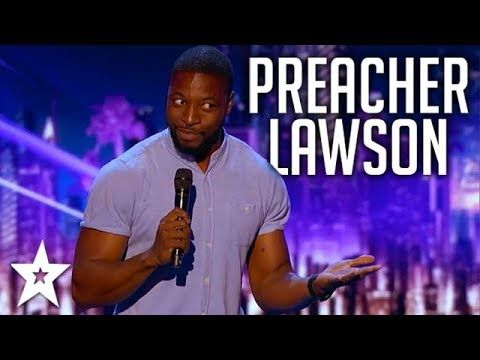 Crowd Goes Wild For Stand-Up Comedian Preacher Lawson ...