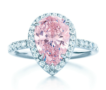 Home Tiffany Co Pink Diamond Engagement Ring Pink Diamond Ring Pink Diamonds Engagement
