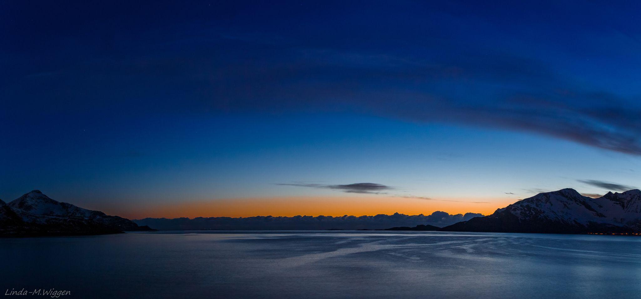 Panorama by night -
