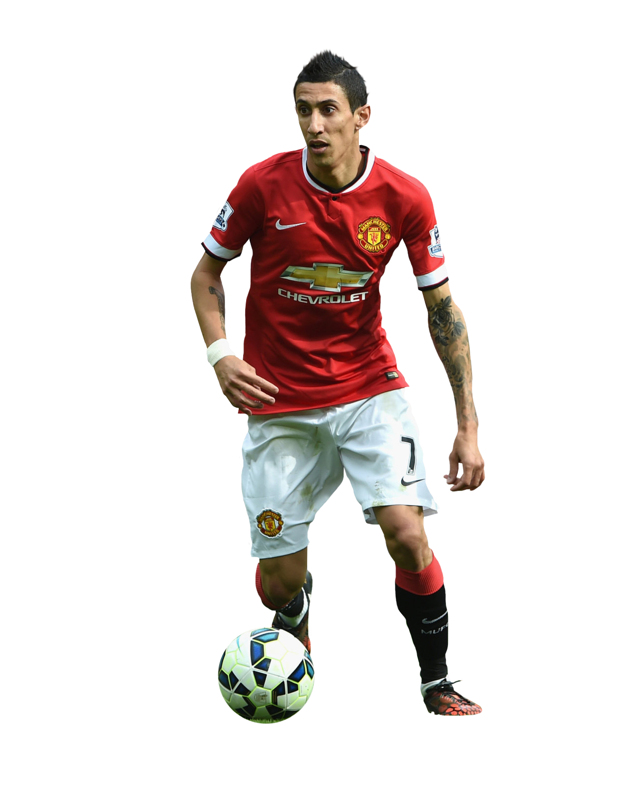 Angel Di Maria Football Renders Angel Di Maria Manchester United League