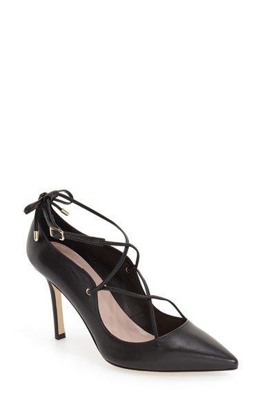 sale amazon low price online Kate Spade New York Patent Leather Tassel Pumps free shipping big discount yDFh2ID