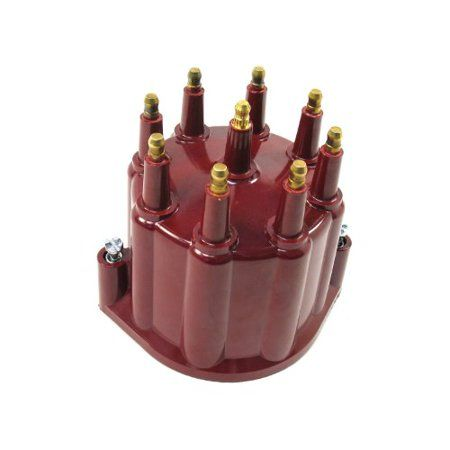 Pertronix Ignition HEI Style Billet V8 Distributor Cap P/N ... on