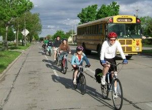 Boost Your Child S Education Walk Or Bike To School Exercise