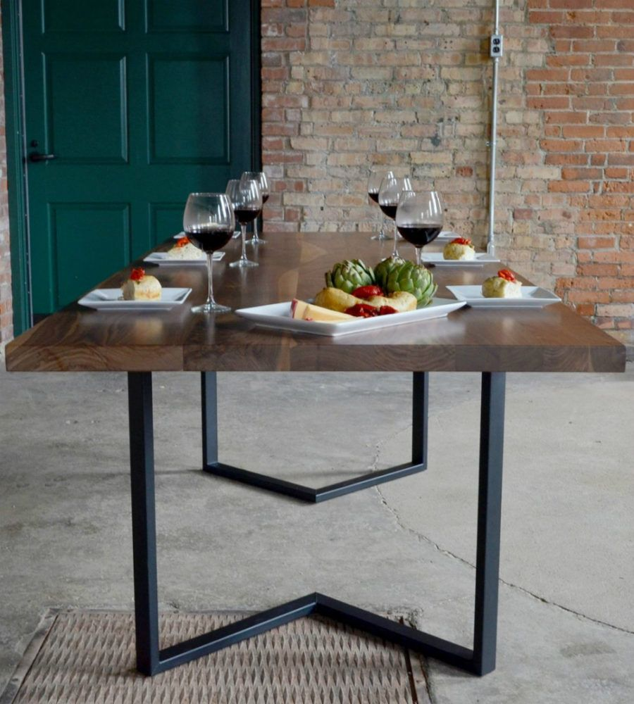 Image Result For Modern Dining Table With Interesting Base