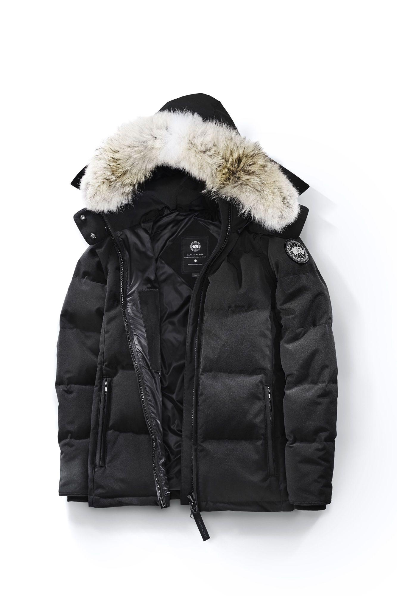 980291927851 Canada Goose Chelsea Parka Black Label  800