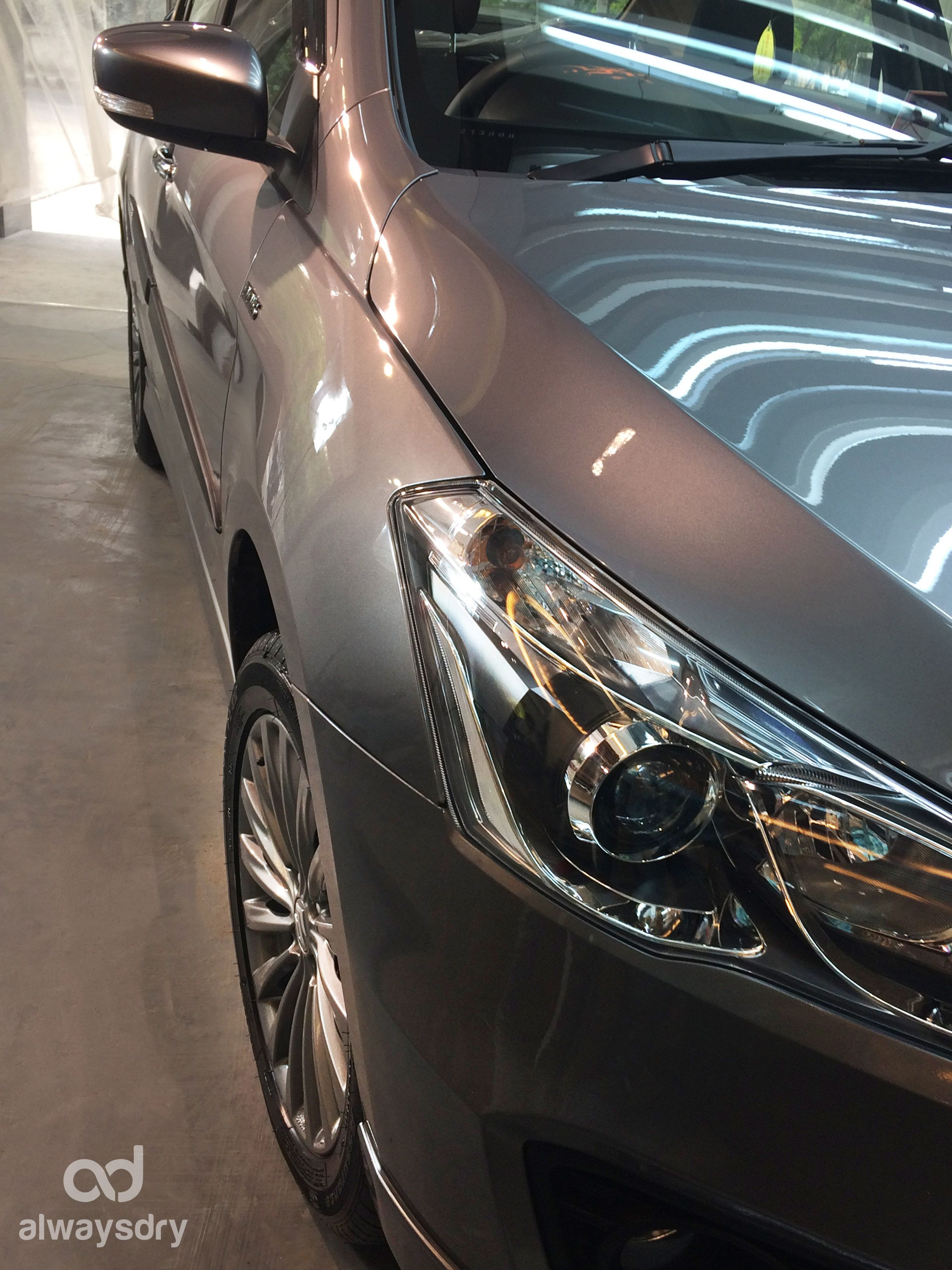 New MarutiSuzukiCiaz joined the ultimate coating obsession 9H LDC