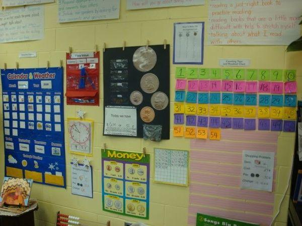Every Day Counts Calendar Math Board Calendar Math Everyday