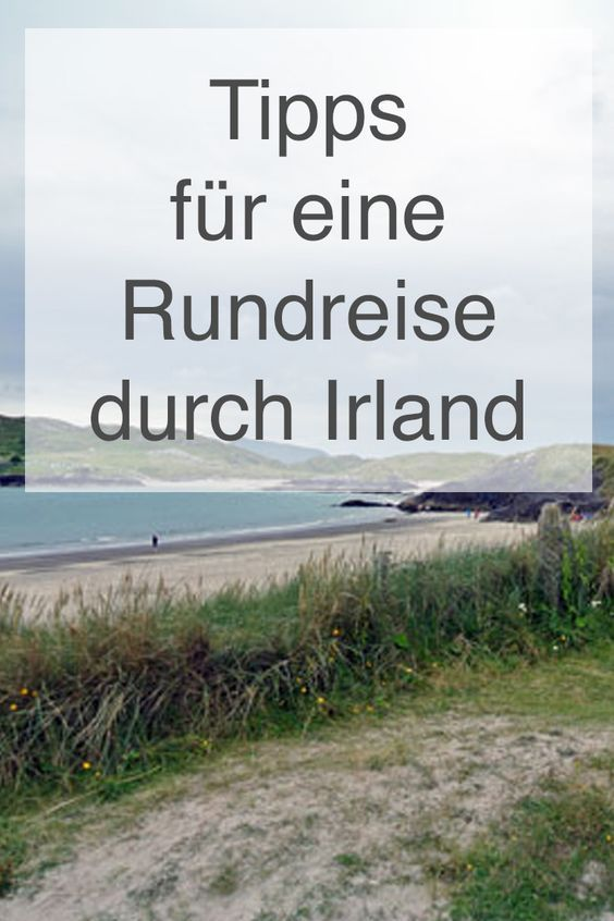 Reisebericht 10 Tage durch Irland Reisetipp von (With