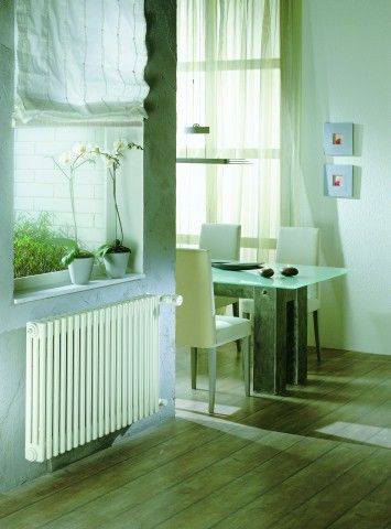 Zehnder charleston - Element radiator 4090-04 Designer living room