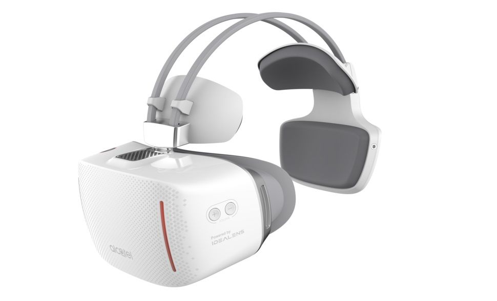 Alcatel Vision Is An All In One Vr Headset But Is It Really Worth