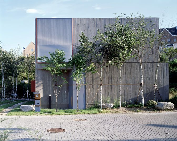 2 Box House, Two Box House, Byoung Soo Cho, Bcho Architects, South
