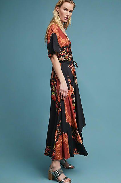 a6a97e640511 Farm Rio Marlow Floral Dress #anthropologie #floraldress #affiliatelink