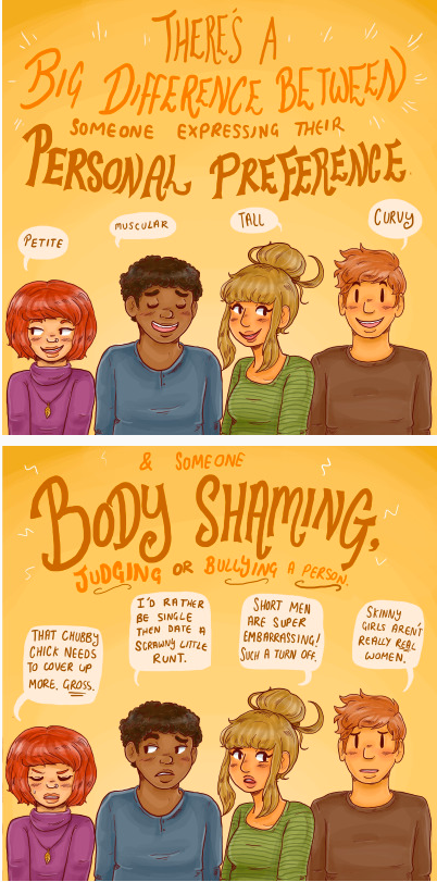 Bustle Body Positivity Body Shaming Feminism
